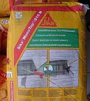 Ремонтный однокомпонентный раствор на цементной основе, модифицированный полимерами Sika MonoTop-910 N,25 кг