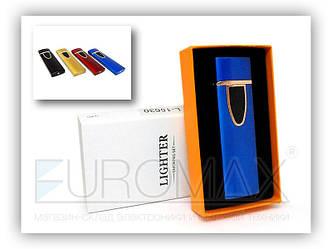 Зажигалка электрическая microUSB нить накаливания (уп. 10 шт. одного цвета) L-15630