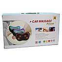 Массажная подушка Massage Pillow с инфракрасным подогревом 149964, фото 6