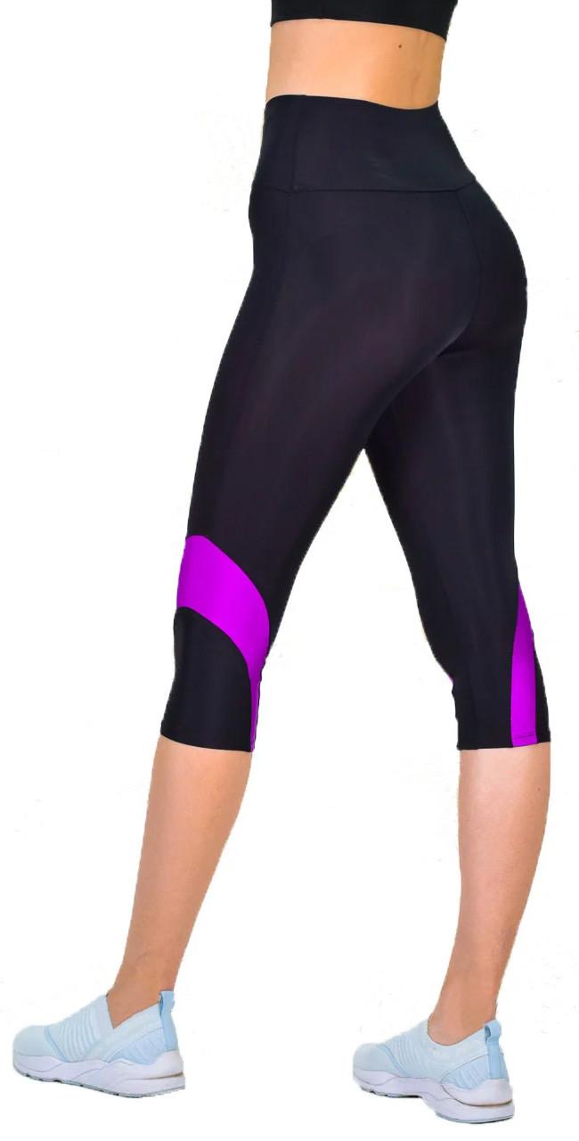 Спортивные бриджи, женские бриджи для фитнеса