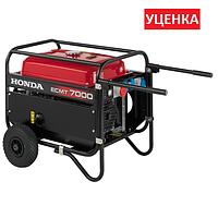 Бензиновый генератор Honda (Хонда) ECMT7000