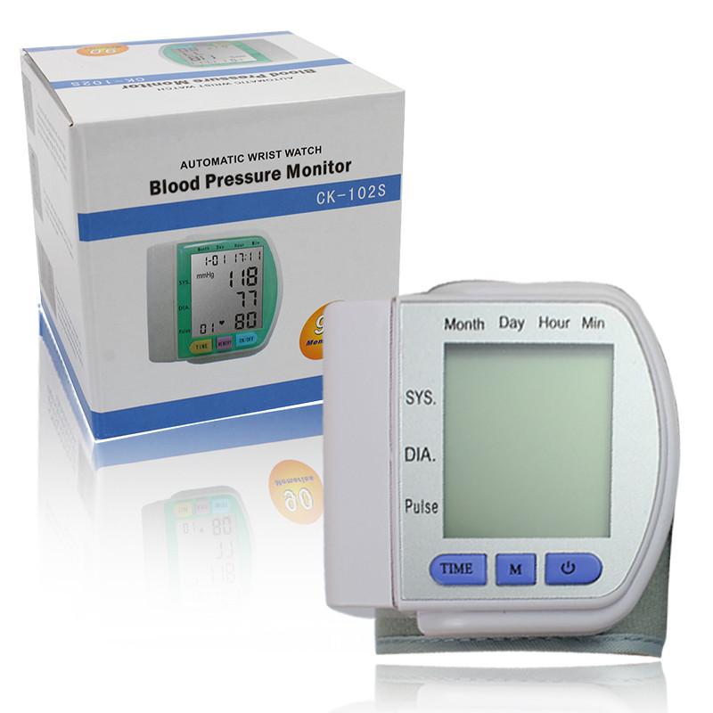 Тонометр на запястье СК-102 S Automatic Blood Pressure Monitort 141147