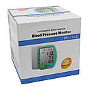 Тонометр на запястье СК-102 S Automatic Blood Pressure Monitort 141147, фото 4