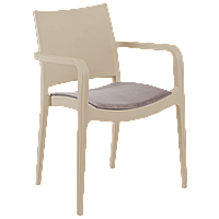 Кресло Tilia Specto XL Pad бежевый
