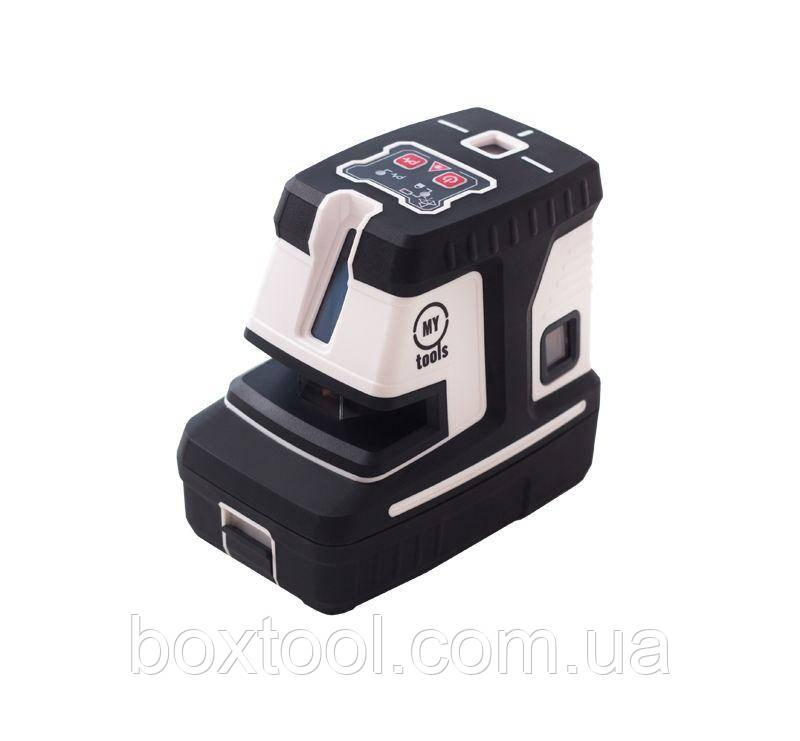 Лазерний нівелір My Tools 145-2-5R