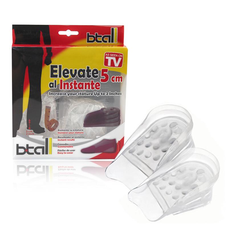 Стельки для увеличения роста Elevate 5 см 150036