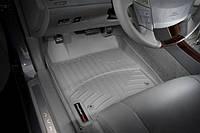 Коврики резиновые с бортиком, передние, серые. (WeatherTech) - Avalon - Toyota - 2005