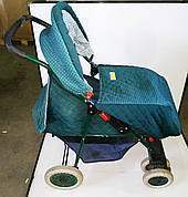 Б/У Детская коляска Krasnal с дождевиком
