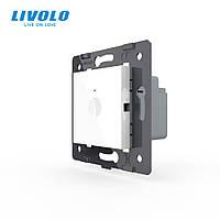 Механизм сенсорный выключатель Livolo Sense белый (782000111)