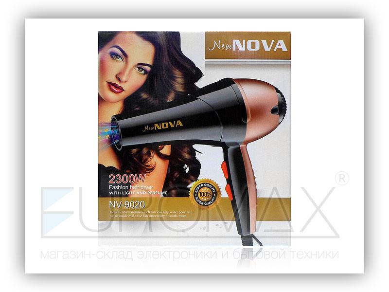 Фен для волос 3000Вт Nova 9020