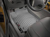 Коврики резиновые с бортиком, передние, серые. (WeatherTech) - Camry - Toyota - 2006