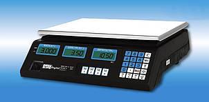 Электронные торговые весы Opera Plus до 50 кг + Подарок