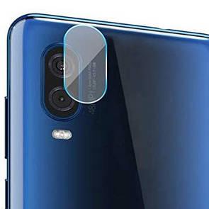 Защитное стекло на камеру Clear Glass Box для Motorola One Vision (clear)