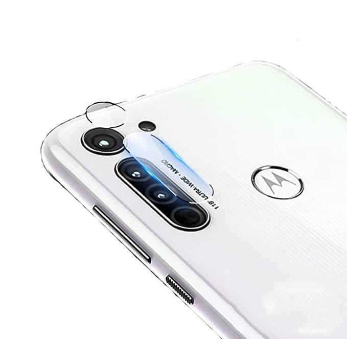 Защитное стекло на камеру Clear Glass Box для Motorola Moto G8 Power (clear)