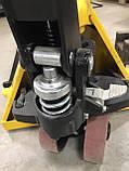 Вага - візок гідравлічний 2000 кг, фото 3