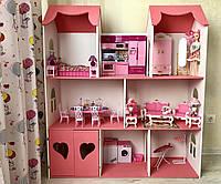 Кукольный домик для кукол Барби (Barbie)