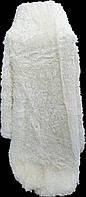 Покрывало/плед (искусственный мех 2кг) 210*225 Длинный ворс (крем), фото 1
