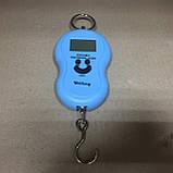 Весы портативные электронные, кантер электронный до 50 кг., фото 2