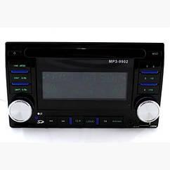 Автомагнитола 2DIN USB/SD/AUX/пульт RGB/подсветка Black в стиле Pioneer 9902 149572 новинка