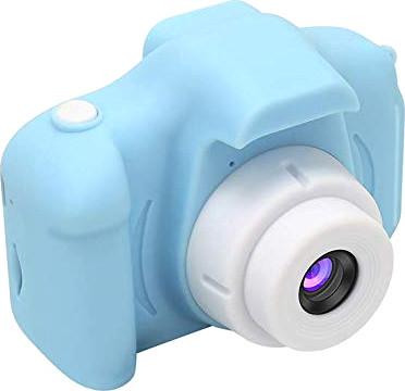 Цифровой детский фотоаппарат XoKo KVR-001 Голубой 169510