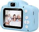 Цифровой детский фотоаппарат XoKo KVR-001 Голубой 169510, фото 2