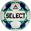 Мяч футзальный Select Futsal Tornado FIFA NEW (014) бел/син, фото 2