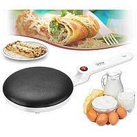 Сковородка блинница электрическая погружная Sinbo SP 5208 Crepe Maker