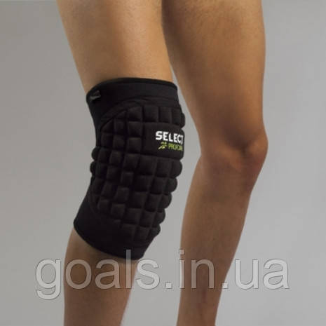 Наколенник SELECT Knee support with large pad 6205 p.XL