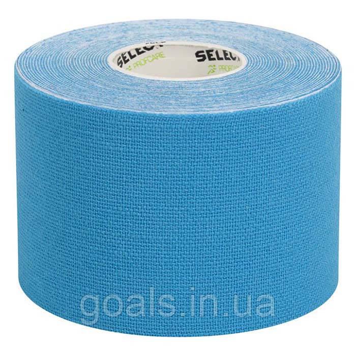 Кинезио тейп Select Sporttape Profcare K  (009), синий