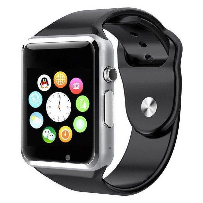 Умные смарт часы A1 Smart Watch silver sale