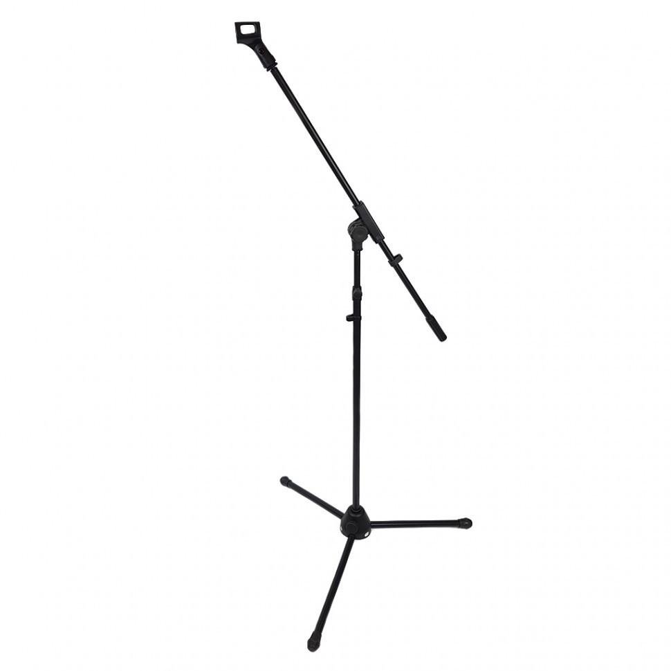 Мікрофонна стійка Xing JT-103 чорна з регулюванням по висоті і довжині