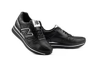 Жіночі кросівки шкіряні весна/осінь чорні Lions NB Black Edition