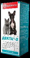 Капли Декта-2 5 мл для профилактики и лечения офтальмологических заболеваний собак и кошек