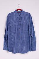 Рубашка мужская с длинным рукавом Hetai A26-3. Размер 3XL.