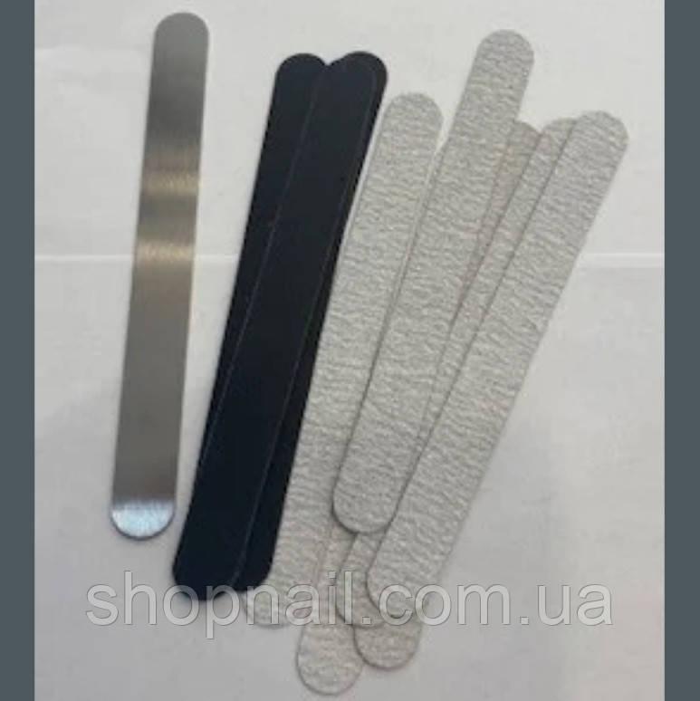 Металлическая пилка со сменными файлами (12 шт в упаковке)