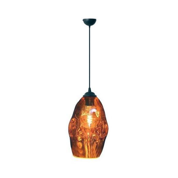 Светильник подвесной Horoz Electric METEOR-2 цвет-медь E27