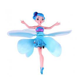 Лялька літаюча фея Flying Fairy Блакитний