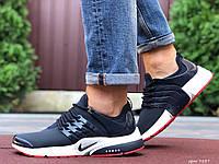 Мужские кроссовки Nike Air Presto blue/white. [Размеры в наличии: 44,45], фото 1