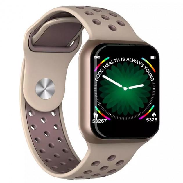 Смарт часы Smart Watch Senoix F8 Золотые 152652 sale