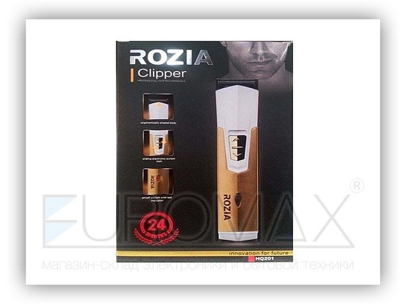 Машинка для стрижки волос Rozia 60шт HQ201