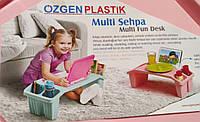 Стол-органайзер детский пластиковый