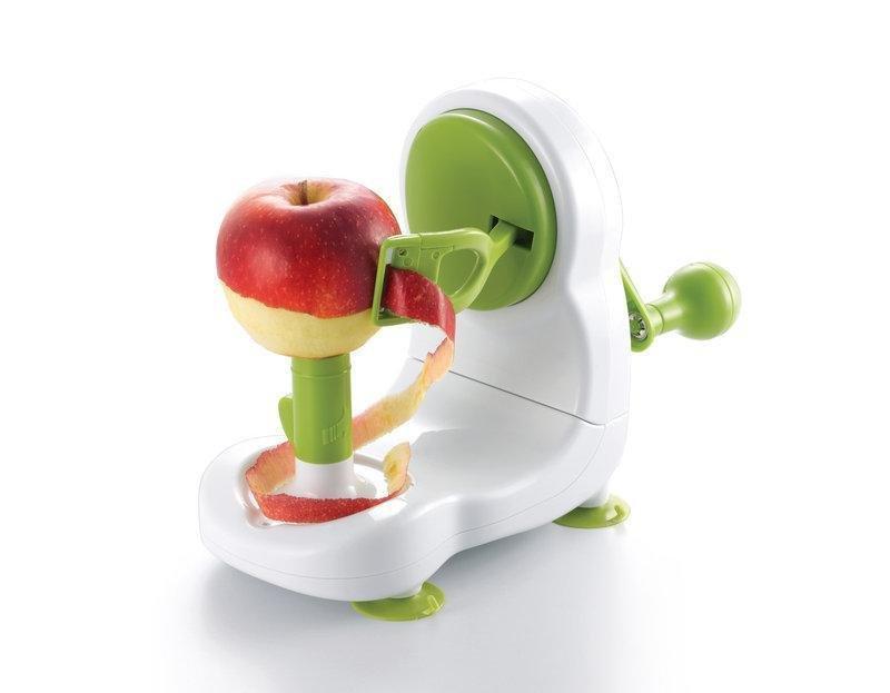 Яблокочиста ручная машинка нож для чистки яблок Apple Peeler + Подарок