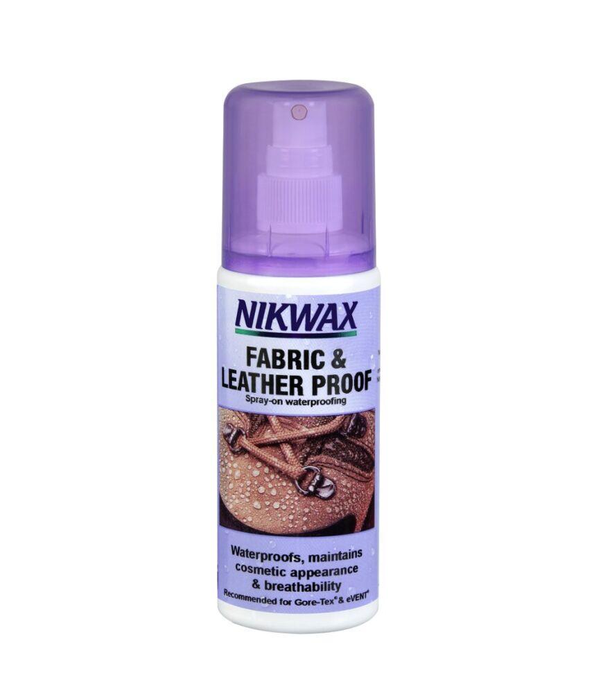 Пропитка для обуви Nikwax Fabric and Leather Spray 125ml