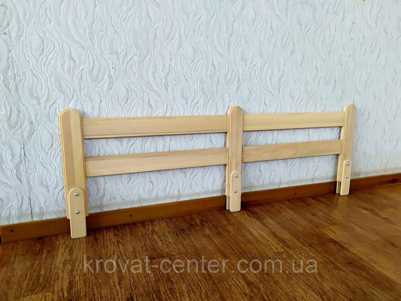 """Защитный бортик для кровати """"Масу Макси"""" (цвет на выбор) 140 см."""