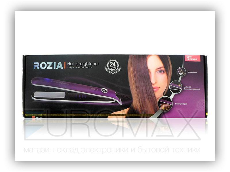 Утюжок для волос Rozia 40шт HR728