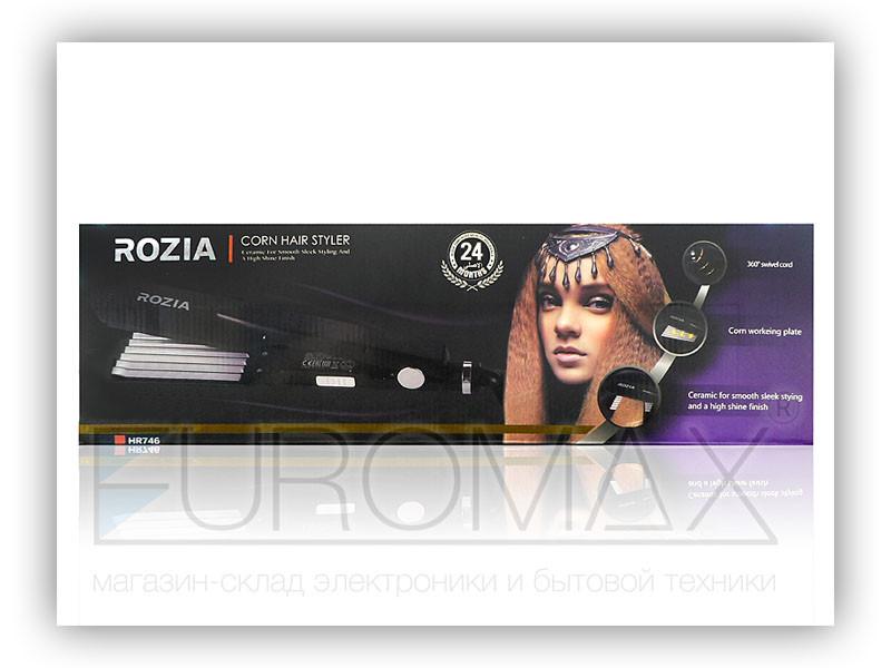 Утюжок для волос Rozia 40шт HR746