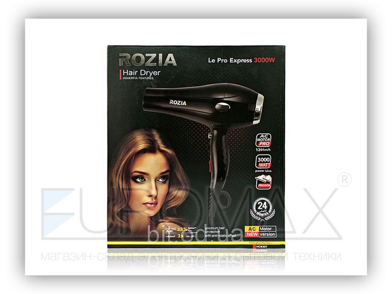 Фен для волос Rozia 3000Вт 24шт HC-8307