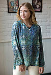 Тренд 2020 Блуза Rest Lame de Femme, фото 2
