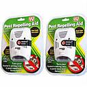 Отпугиватель электронный грызунов и насекомых Pest Repelling Aid 130466 TOP, фото 5