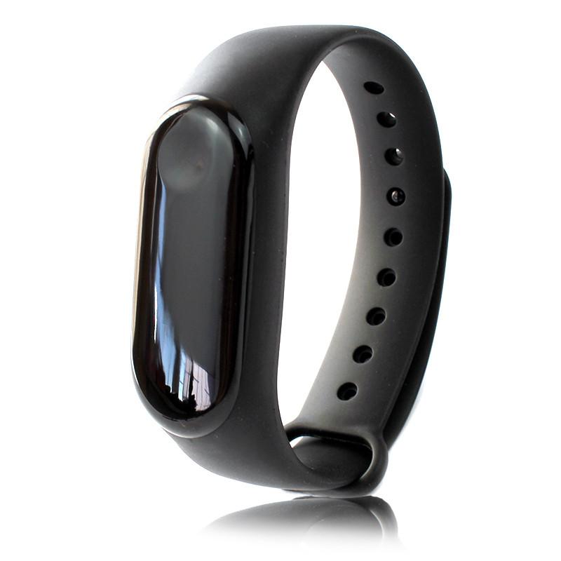 Фитнес браслет intelligence health bracelet M3 черный 149488